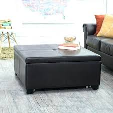 coffee table storage ottoman coffee table storage ottoman with tray coffee table storage ottoman with tray