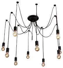 artistic 10 light chandelier