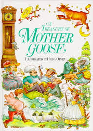 a trery of mother goose rhymes