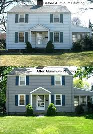 astounding painting exterior trim painting exterior vinyl siding aluminum siding painting painting house exterior trim or