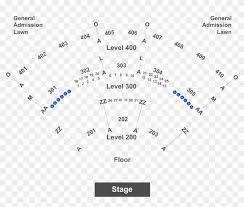 Breaking Benjamin Toronto Budweiser Stage Seating Chart