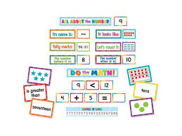 Teacher Created Resources Numbers Counting Pocket Chart Cards 20847