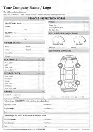 Vehicle Appraisal Form Stunning Vehicle Appraisal Form Gallery Best Resume Examples And 10