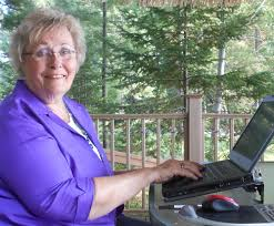 Judy Carlson at work on second novel set in Hawaii - Star Journal