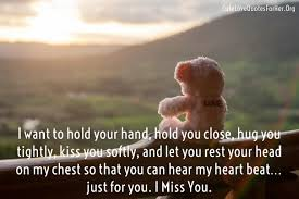 Missing Your Love Quotes Adorable Top 48 Missing You Love Quotes With Images
