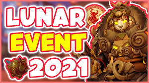 Overwatch - Lunar New Year Event 2021! (NEW Skins, Start Date, and NEW  Gamemode!) - YouTube