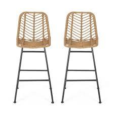 patio bar stool set