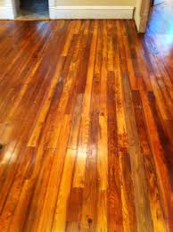 fix the wholes refinished old yellow pine floors google search