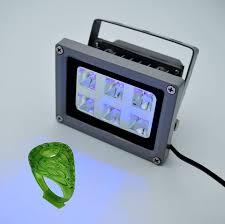 3D Printer Resin LED <b>UV</b> Curing Light <b>405nm</b> with <b>60W</b> Output Affect