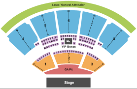 End Stage 2 Seating Chart Interactive Seating Chart Seat