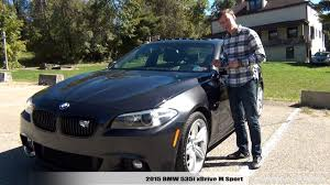 BMW Convertible bmw 535i sports package : Review: 2015 BMW 535i xDrive M Sport - YouTube