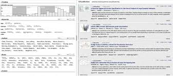 A Survey On Visual Approaches For Analyzing Scientific Literature