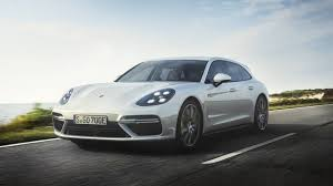 2018 Porsche Panamera Turbo S E-Hybrid Sport Turismo Photo 1