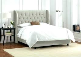 grey tufted bed – allaboutarthritis.info