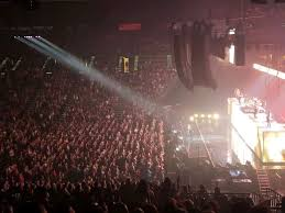 Mgm Grand Garden Arena Section 216 Row J Shania Twain