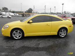 Rally Yellow 2008 Chevrolet Cobalt Sport Coupe Exterior Photo ...