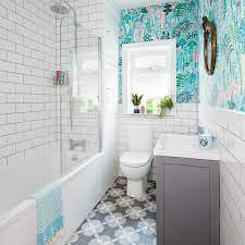 Bathroom wallpaper ideas – Waterproof ...