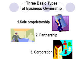 types of business ownerships types of business ownership ppt download