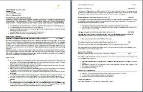 2 Page Resume Examples Is One Of The Best Idea For You To Make A