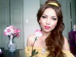 this you beauty guru can transform herself into any disney nicki minaj mona lisa mice phan