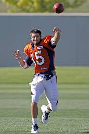 Denver Broncos Release Depth Chart Tim Tebow Is No 2