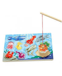 Melissa And Doug Wooden Games Awesome Magnetic Wooden Game Fishing Melissa And Doug Shop By Brand