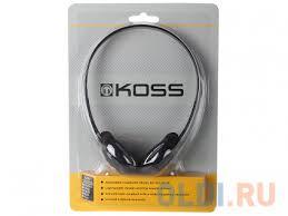 Наушники <b>KOSS KPH7 Black</b> — купить по лучшей цене в ...