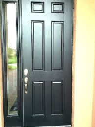 exterior door with glass inserts uk stanley replacement ottawa