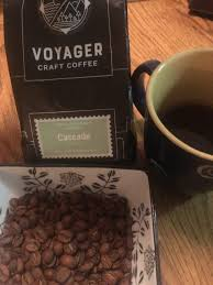 Drinks like this are what make voyager craft. it's been carefully curated to taste as exquisite as it sounds. Voyager Craft Coffee Cascade Blend Coffee Ken