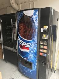 Soda Vending Machine Business Mesmerizing Vending Machine Soda And Snack Machine Business Equipment In Los