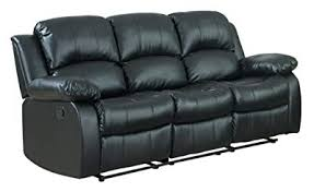 Best leather sofa Tan Leather Homelegance Double Reclining Sofa Black Bonded Leather Expert Reviews Top Best Leather Sofa For The Money In 2019 Reviews