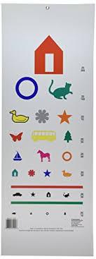 5 Pediatric Eye Chart Printable For Eye Test Pediatric Eye