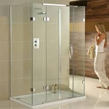 aquadart 1400 x 900mm 3 sided shower enclosure