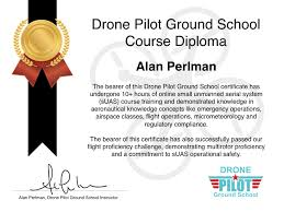 course diploma drone pilot ground school we offer a drone pilot ground school diploma to students who pass our flight proficiency challenge