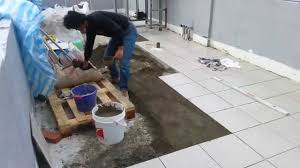 How To Lay Vinyl Tiles In Bathroom Flooring Maxresdefault How To Lay Stick Down Vinyl Tiles On