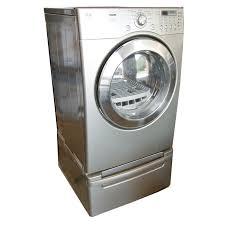 lg tromm dryer. Front Load LG Tromm Dryer Lg N