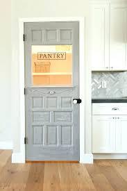 sliding door pantry kitchen ideas
