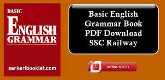 basic english grammar book pdf