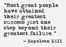 40 Quotes On Failure That Will Lead You To Success Magnificent Great Quotes About Success