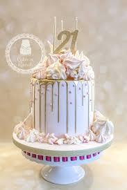 32 Excellent Photo Of 21 Birthday Cakes For Her Birijuscom