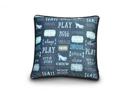 How To Wash Throw Pillows Without Removable Cover Amazing Pet Friendly Durable Accent Pillows To Match Your Dog's Bed