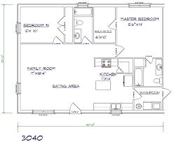 21 new 40x50 open floor plans