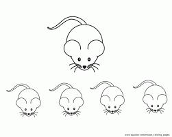 Coloring Sheet Mouse Opticanovosti A8e574527d71