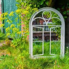 woodside acton large decorative arched