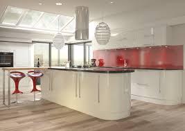 high gloss kitchen doors