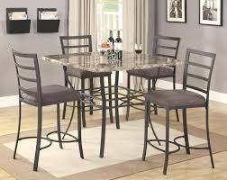 metal top round dining table minimalist dining room zinc top round dining table glass room tables