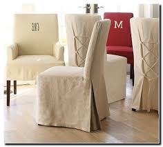 pottery barn dining room chairs slipcovers dining room ideas