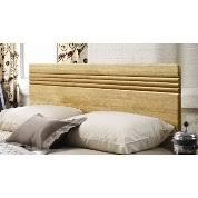 King size wood headboard Farmhouse Flute Oak 6ft Super King Only 269 Yorokobaseyainfo Wooden Super King 6ft Bed Headboards