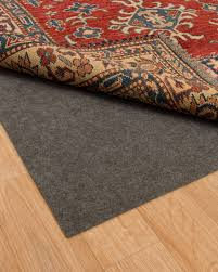 luxury non slip felt rug pad natural area rugs within ideas 8