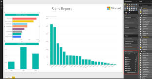 Pivot Bar Chart Power Bi Advanced User Tricks Exception Filtering Pivot